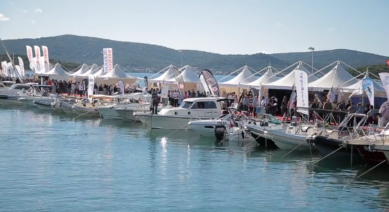 boat show biograd